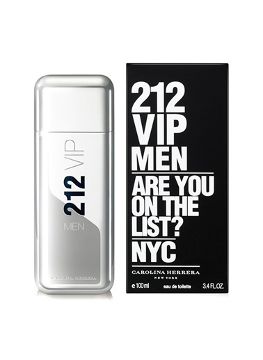 Carolina Herrera 212 Vip Men Edt 100 Ml Parfüm Renksiz